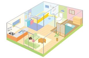 建物管理のイメージ